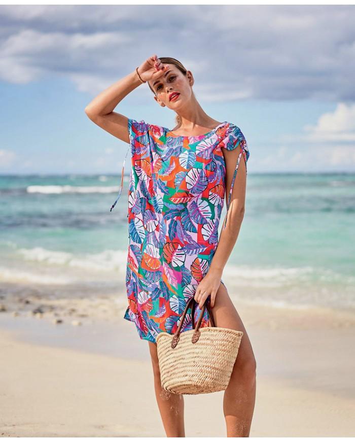 8636 M0 • платье пляжное