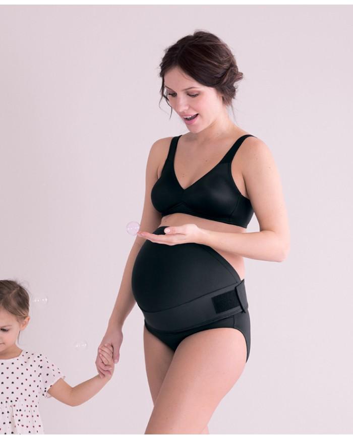 1708 + 1429 • комплект бандаж дородовый и трусы для беременности