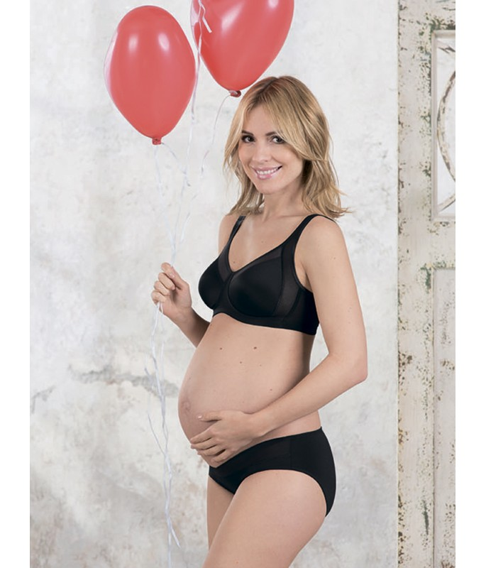 5169  • бюстгальтер для вагітних з м'якою чашкою, без кісточки