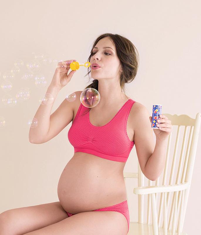 5197 • SALE • топ бесшовный для беременных