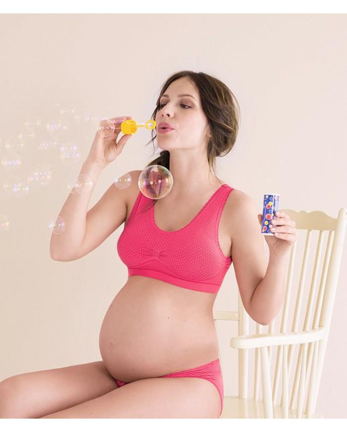5197 • SALE • топ безшовний для вагітних