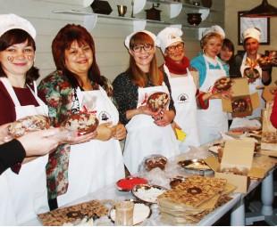 • Встреча Клуба Anita Care во Львовской мастерской шоколада!