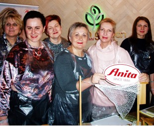 • Мастер-класс по суши с Клубом Anita care во Львове