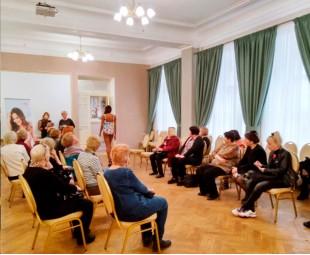• Модный показ с Клубом Anita care в Одессе