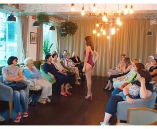• Модный показ с Клубом Anita care в Киеве