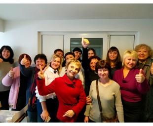 • Встреча Клуба Anita care в Днепре