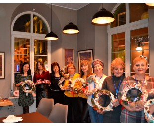 • Встреча Клуба Anita care во Львове!