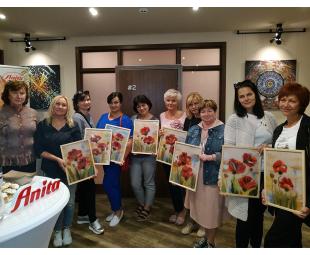 • Зустріч клубу Anita care у Харкові
