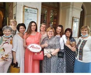 • Встреча клуба Anita care во Львове