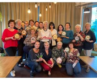 • Встреча клуба Anita care в Киеве