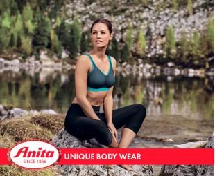 Anita • Unique Body Wear: найлегший у світі спортивний бра