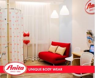 Anita • Unique Body Wear: салоны Anita care