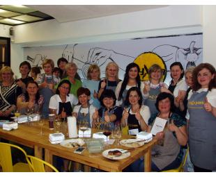 • Кулінарний майстер-клас з Клубом Anita Care у Харкові