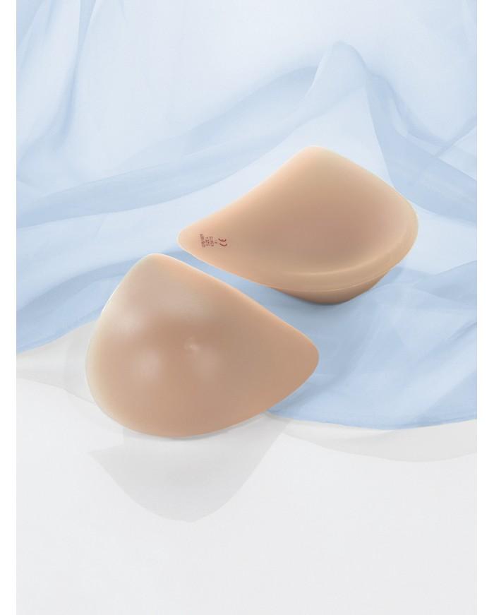 1076L • протез силиконовый полновесный для левой стороны